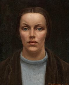 Nora Heysen · Self Portrait · 1934 · National Portrait Gallery · Canberra