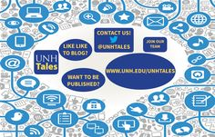 Join the #UNHSocial team! Find out more here: http://www.unh.edu/unhtales/join-the-team/