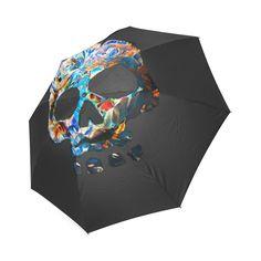 death flower Foldable Umbrella