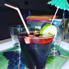 NIGERIAN CHAPMAN Chapman is the most popular cocktail drink in Nigeria; mostly served in events and ceremonies. To present a