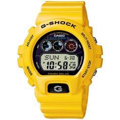 Vous recherchez une montre automatique ? Découvrez notre large sélection pour homme ou femme.  Casio - GW-6900A-9ER - G-Shock - Montre Homme - Quartz Digital - Cadran Noir - Bracelet Résine Jaune de Casio, http://www.amazon.fr/dp/B002LAS0TA/ref=cm_sw_r_pi_dp_ATRvrb0MBZQYH