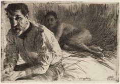 Anders Zorn (1860- 1920)