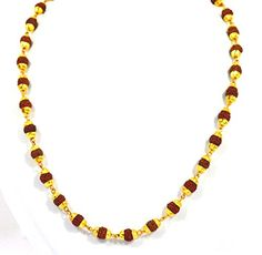 FABZEEL RUDRAKSHA Mala one gram gold plated long 24 inch chain for Men ... - http://weddingcollections.co.in/product/fabzeel-rudraksha-mala-one-gram-gold-plated-long-24-inch-chain-for-men/