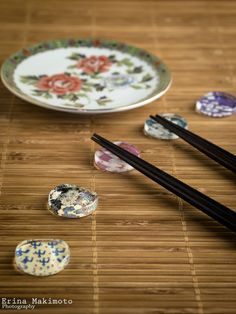 Beautiful chopstick rests