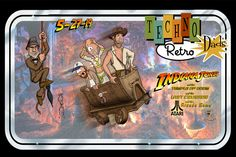 Indiana Jones continued his archaeological adventures 30 years ago in The Last Crusade and 35 years ago in The Temple of Doom. The Muppet Movie, Henry Jones, Geek Movies, Geek Culture, Pop Culture, All Episodes, Indiana Jones, For Stars, Ark
