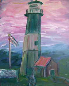 Tybee Lighthouse (sold)