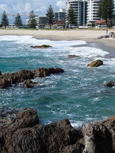 Maunganui, Bay of Plenty, New Zealand. Still one of my fave places ever X Great Places, Places To See, Beautiful Places, New Zealand Cruises, Tasmania, New Zealand Beach, Rock Pools, South Island, What Is Like