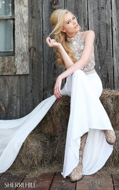 Sherri Hill 11212 Dress - MissesDressy.com
