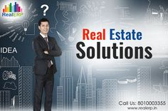 There is a great need of #RealEstateSolutions in Real Estate industry. It helps in managing all the relevant information of construction, increases functional efficiency and reduces the resources and time. See more @ http://bit.ly/2qqPyqN #RealERP #RealEstate