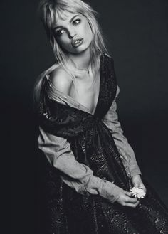 """""""Rabbit Heart"""", Daphne Groeneveld photographed by Lachlan Bailey in Twin"""