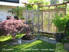 Bildresultat för liten trädgård