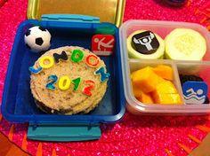 El Lunch de mi Enano: Olympic Blog Hop
