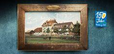 Um die Jahrhundertwende gehörten skandinavische Rentiere zum Feldberger Hof.