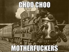 Fallout Motherfuckers!