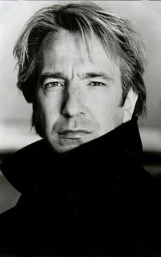 Alan Rickman - one of my favorite British actors, and a class act!