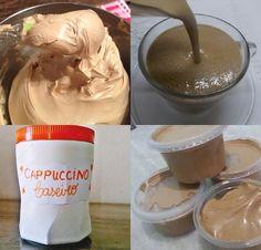 Receita de Mistura econômica para cappuccino caseiro - GRANIG RECEITAS