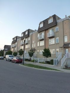 Davenport Village town homes Multi Story Building, Street View, Homes, Houses, Home, At Home
