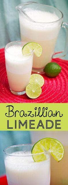 Brazillian Limeade