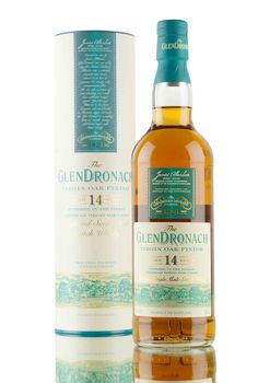 New for the Summer of 2016 we have this 14 year old GlenDronach finished in the finest of American virgin oak casks. Bottled at 46%, non chill filtered and at natural colour.