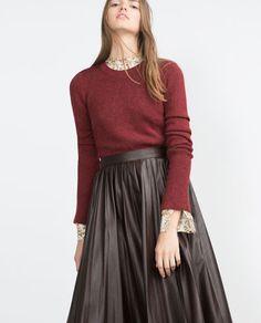 изображение 2 из СВИТЕР от Zara
