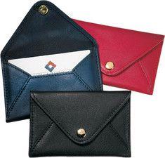 Snap Business Card Envelope - lovely design