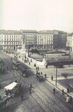 um 1900 Berlin - Oranienplatz