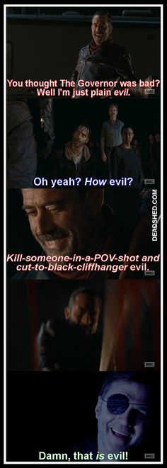 DeadShed Productions: Cut to Black Edition: The Walking Dead 6x16 Memes...