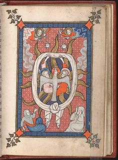 Rothschild Canticles - Beinecke MS 404 77r