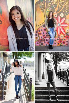 Urban Vibes Class of 2018 Senior Model Campaign Shoot with Oregon Senior Portrait Photographer, Holli True