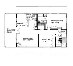 Garage with apartment single story garage apartment plan for Ultimate garage plans