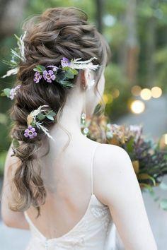 Braided Hairstyles, Wedding Hairstyles, Hair Vine, Prom Hair, Beauty Photography, Flowers In Hair, Bridal Hair, Getting Married, Dream Wedding
