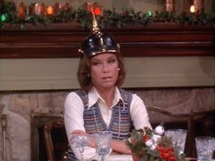 Christmas TV History: Betty White: The Mary Tyler Moore Show (1974)