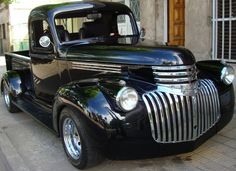 Chevrolet 1946 a estrenar. Lista para transferir.  http://www.arcar.org/chevrolet-1946-44137