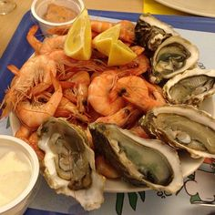 La Paradeta Seafood Restaurant in Barcelona