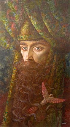 """HERNAN VALDOVINOS, """"WIZARD OF THE BIRDS"""""""