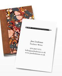 Beautiful Cards Cool Business Card Design Calling Templates