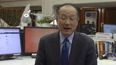 World Bank Group President Jim Yong Kim wants your questions by The World Bank via slideshare