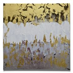 Esta é uma pintura feita pela artista Mel Gama.  A Realeza se evidenciando em forma de folhas de ouro e prata, neste belo trabalho em acrílica.  Peça bem moderna e posso fazer uma pintura semelhante em outros tamanhos a combinar. TÍTULO: A Realeza DIMENSÕES: 50 x 50 x 3cm (Tela em 3D) MÉDIUM: Acrílico em tela  As laterais também são pintadas e chegarão prontos para exibição.  A simulação da decoração pode não estar com escala correta - é somente para se ter uma ideia.  Todas minhas pinturas…