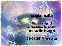 Magia  Haiku