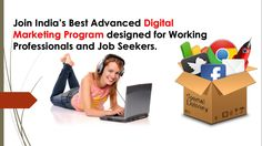If you think How to become Digital marketing Expert or Manager? Come & join Vtech Academy of Computers for Business & Career Growth. Seo Training, Marketing Training, Marketing Program, Digital Marketing Services, Online Marketing, Interactive Marketing, Train Companies, Reputation Management, Educational Programs