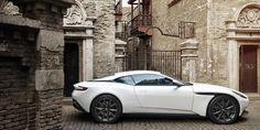 Aston Martin Adds a Cheaper, Lighter, V8-Powered DB11