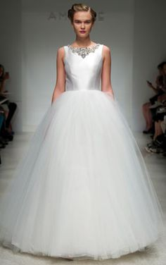 "Amsale ""Aspen"" I Do Bridal Couture- Baton Rouge, LA"