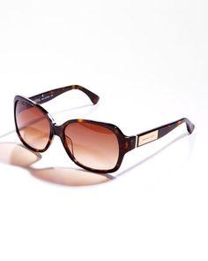 Bella Sunglasses by MICHAEL Michael Kors at Neiman Marcus.