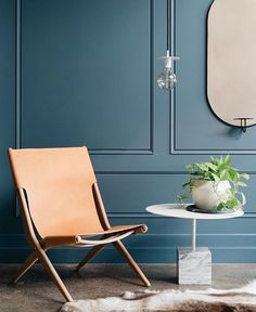 Beautifully styled shot by @fredinternational on Instagram featuring Knockout table, Marbelous tray, LaLampe pendant and Miro Miro mirror all from Friends & Founders