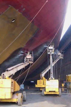 AEB specialises in wet blasting cleaning of cruise ships, ferries,oil tankers and fishing boats in Adelaide.
