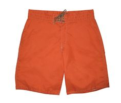 A legend for more than 50 years, Birdwell Beach Britches are available in a variety of styles, sizes and colors; these Men's Board Shorts 312 are in Orange. Mens Boardshorts, Bermuda Shorts, Orange, Swimwear, Color, Summer, Style, Products, Fashion