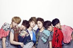 EXO-M - Men's Health Magazine July Issue '12