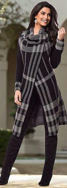 Winter fashion | Stylish coat