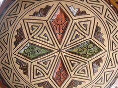 Details (Arte Marajoara) - Belém - Pará - Brasil by Francisco Aragão, via Flickr