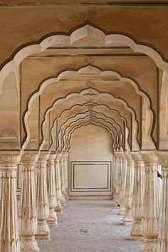 Amer Fort, Jaipur, Rajasthan, India